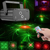 30W 48 patroon RGB LED-podiumlaserlicht LED-straallamp DJ Club Disco dansfeest AC100-240V