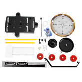 Anti-Gravity Suspension Magnet Kits Baseplate Physics Experiment DIY Science Toy