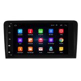 8 ιντσών 2DIN για Android 8.1 Αυτοκίνητο στερεοφωνικό ραδιόφωνο τετραπύρηνο 1 GB   16 GB GPS FM CANBUS WIFI DAB με εφεδρική κάμερα για Audi A3 8P S3 2003-2012