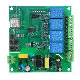AC0-250V Ewelink WiFi Control remoto Módulo de relé inteligente motor Teléfono de soporte del controlador de avance y retroceso Control remoto