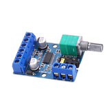 DY-AP3015 DC 8-24V 30W x 2 Class D Dual Channel High Power Stereo Digital Amplifier Board with Adjustable Volume Potentiometer