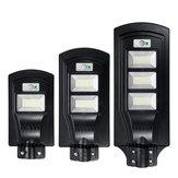 Solare 117/234/351 LED Lampione PIR Sensore di movimento lampada da esterno con controller remoto