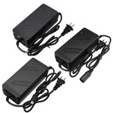 180V-240V 48V 2A Li-Ion Lithium Battery Charger Electric Motorcycle Scooter Bike
