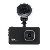 4 Pollici HD 1080P Dual lente Car DVR Veicolo Dash Cam Video fotografica Registratore