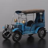 Xmas Old Vintage Diecast Model Car Home Decor Decoraties Ornamenten Handgemaakt geschenk