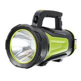 3000lm LED campeggio Luce 3 modalità di lavoro impermeabile luce 8000mAh mano lampada riflettore ricaricabile USB