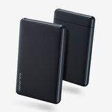 GUILDFORD USB до 2.5 дюймов SATA Внешний жесткий диск Корпус Type-C Micro B USB3.1 Gen1 Портативный жесткий диск Чехол