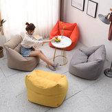 Divano quadrato Divano Borsa Divano pigro per il tempo libero Soggiorno Camera da letto della famiglia Può staccare e lavare