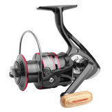 ZANLURE 12BB Spinning Visserij-reel 12BB Metalen spoel Vouwarm Links rechts 5.2: 1
