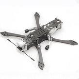 FLYWOO Mr.Croc HD 225mm 5inch  6inch  7Inch FPV FreeStyle Racing Frame Kit for DJI FPV HD