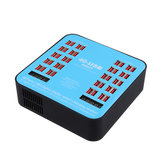 10/20/40 Ports Multi USB Intelligent Fast Charger Charging Station Travel Hub
