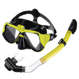 Full Face Diving Mask Snorkel Scuba Diving Equipment
