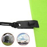 IPree® 1 Pcs Alligator Clip Set Tent Clamp Camping Travel Sunshade Accessories
