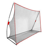 10 x 7FT Foldable Golf Hitting Practice Net Driving Training Aids Carry Bag Storage Net