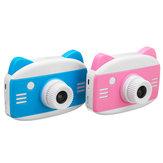 X9003.5-InchesIPSLayar12.0MPFokus pintar Anak-anak USB Mengisi Kamera Digital