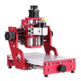 Red 1419 3 assi mini fai da te router di cnc motore mandrino standard intaglio del legno macchina per incidere fresatura incisore lavorazione del legno