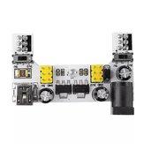 5 stuks MB102 2-kanaals 3.3V 5V broodplank voedingsmodule wit broodplank toegewijde voedingsmodule MB-102 broodplank zonder soldeer