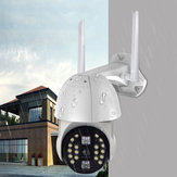 Bakeey 20 LED Light 1080P HD Wireless Wifi Night Vision Outdoor Waterproof IP Camera For Smart Home