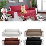 Coprimaterasso di protezione del sedile del cuscino impermeabile con cinturino rimovibile per prevenire danni agli animali domestici