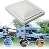 14''x14'' RV Roof Vent Lid Cover Universal Replacement White For Camper