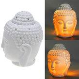 Decorações de velas de aquecimento de sono de aromaterapia de cera de derretimento de cera de cabeça elétrica