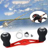 ZANLURE 90mm Fishing Reel Handle DIY Fishing Reel Grips Fishing Tool