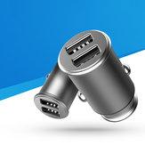 Bakeey QC2.0 30W Dual USB Schnellladegerät für iPhone XS 11 Pro Huawei P30 Xiaomi Mi9 S10 + Note10