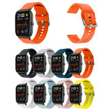 Bakeey Colorful 20 mm siliconen horlogeband voor Amazfit GTS Smart Watch