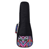 21 23 26 Inch Oxford Cloth Ukulele Gig Bag Case Soft Padded for Ukulele