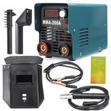 ZX7 / MMA / ARC-200 4000W IGBT 220V Mini soudeuse ARC Machine de soudage LED affichage inverseur de main