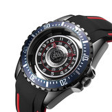Montre RUIMAS 549 Hollow Design Silicone Sport Men