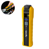 Warsun COB LED Flashlight 500lm + 600lm USB Rechargeble Magnetic Work ضوء