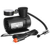 12V 300 PSI Car Tyre Air Compressor Pump Bike Cycle Compact Inflator Portable