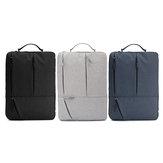 Negócio clássico Mochilas Capacidade Estudantes Bolsa Homens Mulheres Bolsa s Para 13 polegadas Tablet Laptop
