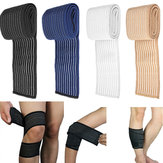 Elastic Sports Bandage Knee Pad Support Wrap Knee Band Brace Elbow Calf Arm Support
