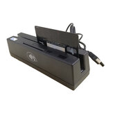 YL160 4-in-1 Manyetik Şerit Kredi Kartı EMV IC Çip RFID PSAM Kart Okuyucu Yazar Teksir