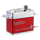 Racerstar BLS7032HV 180° 32KG Brushless Digital Servo For 600/650/700 Swashplate RC Helicopter Airplane Car Robot