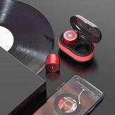 Przenośny magnetyczny głośnik Bluetooth 2 w 1 5.0 TWS Bezprzewodowy stereofoniczny zestaw głośnomówiący z metalową obudową
