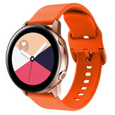 Bakeey Universal 20mm Watch Banda Strap Silicone para BW-HL1 / Galaxy Watch Active 2 / Amazfit Bip Lite Smart Watch