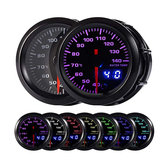 Analog & Digital 52mm Car LED Turbo Boost EGT Exhaust Water Temperature Air Fuel Ratio Gauge