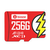 BIAZE 64GB/128GB/256GB Memory Card High Speed TF Card Data Storage Card A1 C10 Professional Version