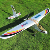 MD-1400 1400mm Envergure EPO FPV Glider Trainer RC Avion KIT / PNP