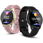 Bakeey MK07 2.5D HD Color Screen Wristband Heart Rate and Blood Pressure Monitor Visible Message Show Smart Watch
