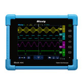 Micsig TO1102 Digital Tablet Oscilloscope 100MHz 2CH 28Mpts Automotive Diagnostic Touchscreen Digital-oscilloscope
