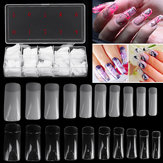500 Nail Patches Transparent False Nail Nail Polish