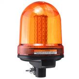DC12-24V 80 LED Obracanie dachu Migające światło ostrzegawcze Ciągnik stroboskopowy Lampka ostrzegawcza