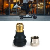 BIKIGHT Electric Scooter Air Valve Front And Rear Vacuum Wheel Gas Valve Electric Scooter Accessories For Xiaomi M365 Pro Electric Scooter