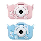 X5S 2000W HD 1080P Dual Lens Digital Anak Anak Kamera Perekam Video Camcorder