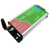 WF-TP02B GSM SMS-Fernbedienung GSM Temperaturalarmüberwachung mit 3 m Länge Waferproof-Sensor