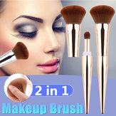 Multifunctional 2-in-1 Brush Eye Shadow Brush
